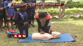 First life Saving training centre in Hyderabad (26-10-2016)