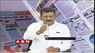 ABN Debate On AP Privilege Committee | TDP Vs YSRCP | Public Point | Part 1 (26-10-2016)