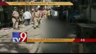 1 killed, 5 others injured in firecracker blast in Naya Bazar in Delhi – TV9