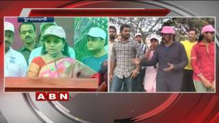 Breast Cancer Awareness Walk In Hyderabad | Balakrishna, MP Kavitha And Manchu Lakshmi | ABN Telugu