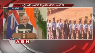 Modi speech | New Zealand PM John Key Meets PM Modi At Rashtrapati Bhavan