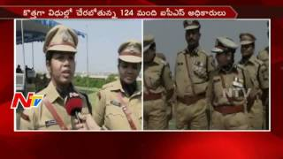 IPS Officers Passing Out Parade Celebrations in NPA Academy || Hyderabad || NTV