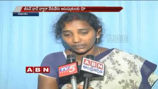 Mother decides to donate organs of her brain dead son in Vijayawada (26-10-2016)