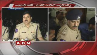 Hyderabad Police Cordon And Search Operation at Ranga reddy District (27-10-2016)