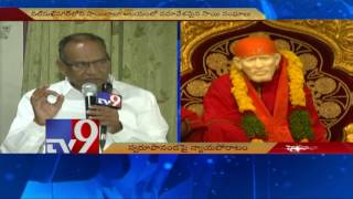 Swaroopananda's comments – Sai devotees vow legal action