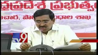 Amaravati construction begins in December – AP minister Narayana – TV9