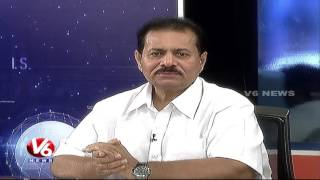 Special Discussion | CS Rajiv Sharma Review On 2BHK Houses | Good Morning Telangana | V6 News