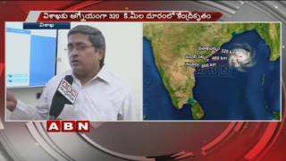 AP Coast Put On Alert As 'Kyant' Cyclone Moves In | ABN Telugu