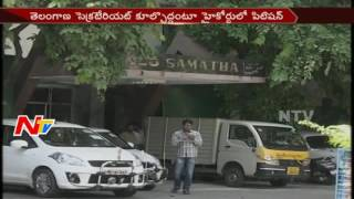 T Congress Leaders File Petition in High Court about Secretariat || Telangana || NTV
