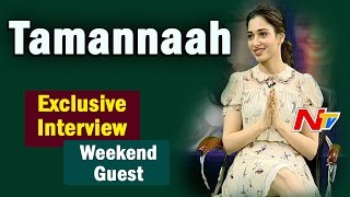 Exclusive Interview With Tamannaah
