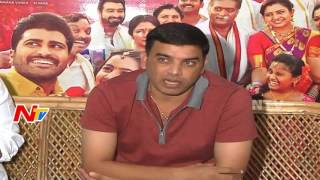 Shatamanam Bhavati Movie Team Interview || Sharwanand, Dil Raju