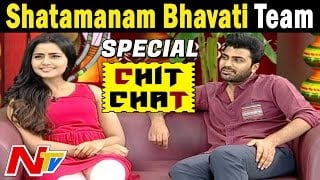 Shatamanam Bhavati Movie Team Chit Chat || Sharwanand, Anupama Parameshwaran