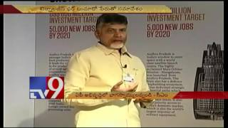 Chandrababu at Davos, showcases AP's investment potential