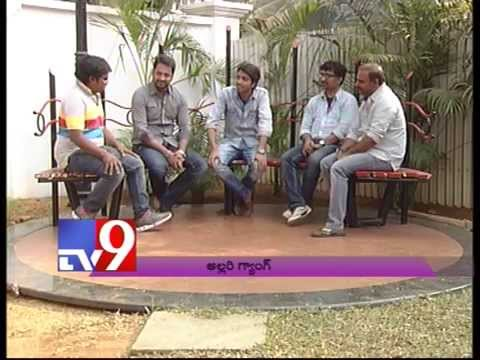 "Allari Gang on ""Bandhipotu"" movie"