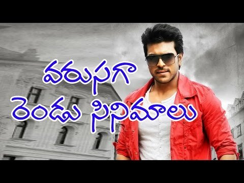 Ram Charan to Give Back to Back Hits