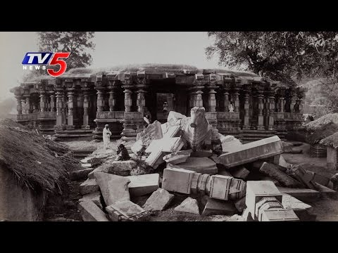 Warangal 1000 Pillars Temple About to Collapse