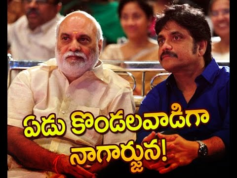 Nagarjuna to turn as Balaji
