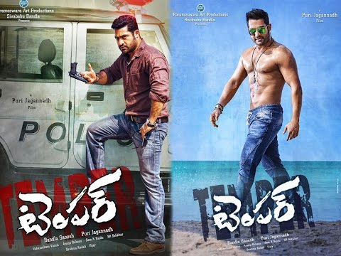 Jr.NTR Temper movie audio launch highlights