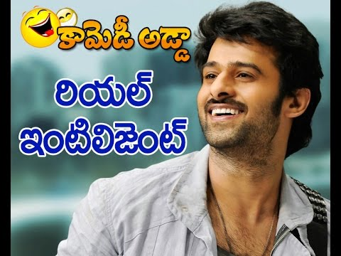 Prabhas is very Intelligent than all Heros