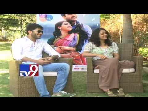 Nithya Menen and Sharwanand on Malli Malli Idi Rani Roju movie