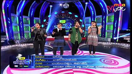 Super Singer 8 Episode 30 – Musical Arrows Team Performance Photo Image Pic