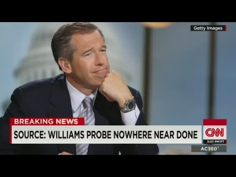 Brian Williams' SEAL Team Six war stories questioned