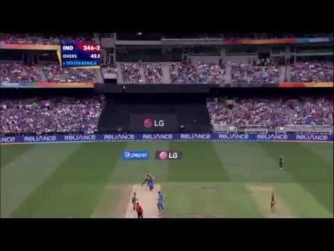 IND vs SA : Rahane smashes quickfire 60-ball 79 Watch ICC World Cup videos on starsports.com