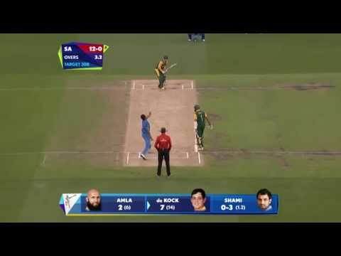 IND vs SA : Proteas lose early wickets.Watch ICC World Cup videos on starsports.com