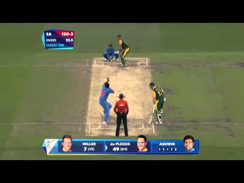 IND vs SA : Faf only bright spot for Proteas. Watch ICC World Cup videos on starsports.com