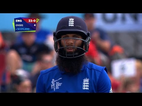 Eng vs Sco : Ali, Bell get England off to a flier. Watch ICC World Cup videos on starsports.com