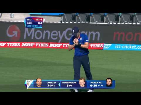 Eng vs Sco : England beat Scotland by 119 runs. Watch more ICC World Cup videos on starsports.com