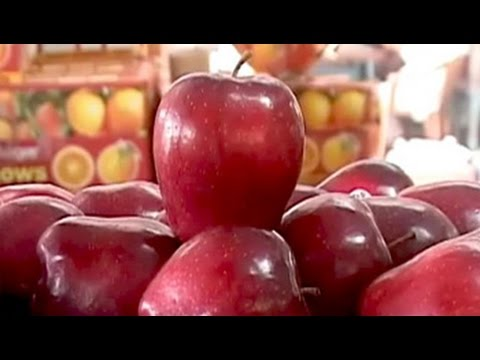Modi apples reportedly making big sales in Maharashtra Photo Image Pic