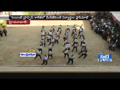 Hi pariyan fest at St Francis Management College in Hyderabad (27-02-2015) Photo Image Pic