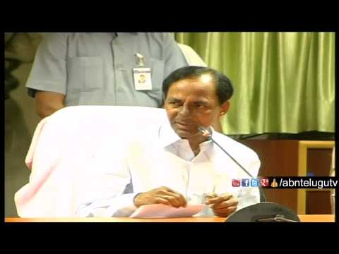 CM KCR speaks to Media over Current issues in Telangana