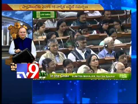 General Budget 2015 – Highlights – Tv9 Photo Image Pic