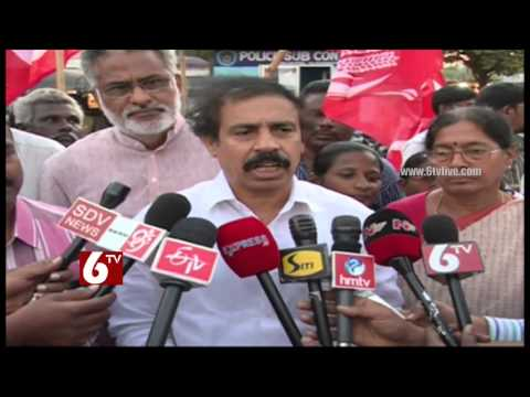 CPI Strike On Central, says Budget will only Favour Big Corporate – 6TV