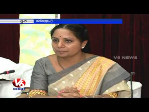 Budget disappointed Telangana says TRS MPs  (01-03-2015) Photo Image Pic