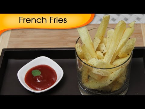 How To Make French Fries – Crispy Homemade French Fries Recipe By Ruchi Bharani [HD]