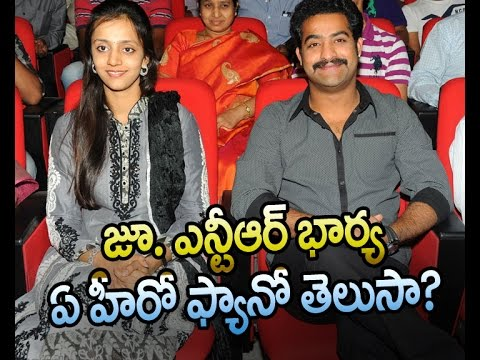 Jr NTR's Wife is a Big Fan of Nani