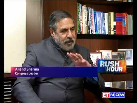 Anand Sharma : Congress Is A Mature Opposition, BJP To Be Blamed For Parliament Logjam