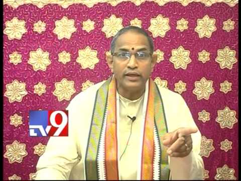 Chaganti Koteswara Rao on Ugadi significance – Tv9 Photo Image Pic