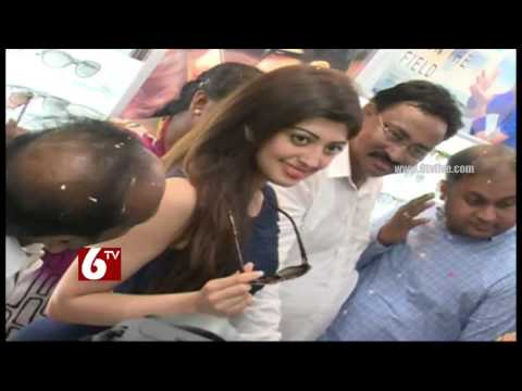 Actress Pranitha Launches Sunglasses Showroom At Vijayawada | 6 TV Photo Image Pic