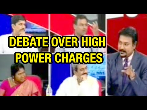 Sensational Debate Over High Power Charges – 6TV Photo Image Pic