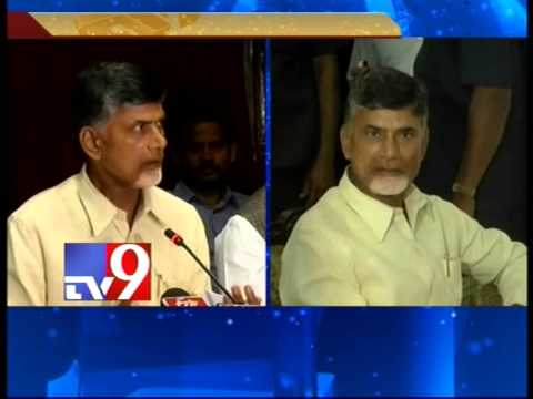 Chandrababu appeals to Union Ministers rescue AP by giving funds – Tv9 Photo Image Pic