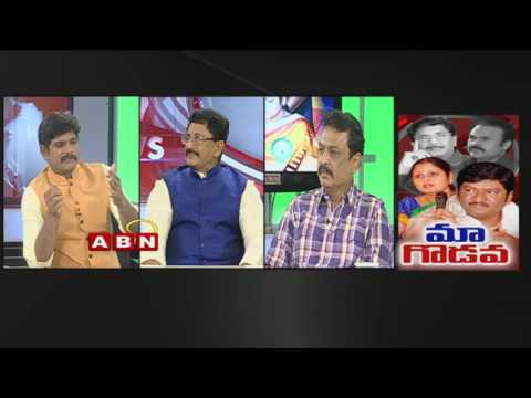 Discussion on MAA elections with Murali Mohan and Naresh : Part 1 of 2 (28-03-2015)