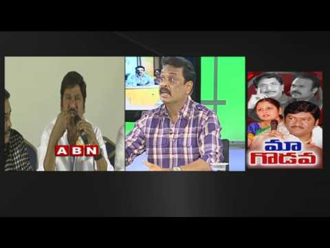 Discussion on MAA elections with Murali Mohan and Naresh : Part 2 of 2 (28-03-2015)