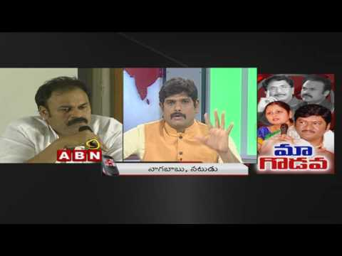 Discussion on MAA Elections with Rajendra Prasad and Shivaji Raja : Part 1 of 3 (28-03-2015)