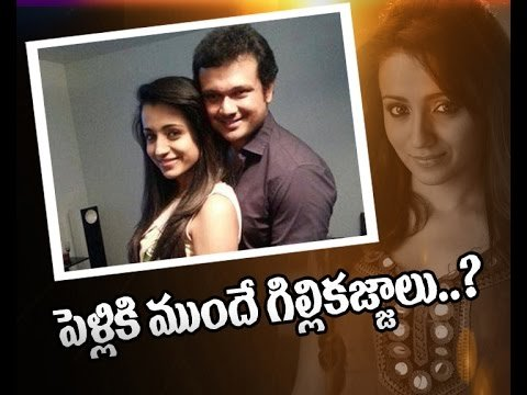 Why Trisha rejected Hubby Varun's movie ?