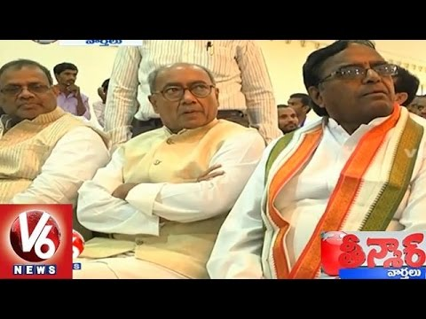 T Congress party got invalid votes in MLC Elections – Teenmaar News (26-03-2015) Photo Image Pic