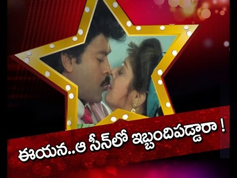 Chiranjeevi ordered to cut the lip kiss with Nagma